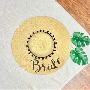 ✨ Bride hat ✨ NWOT